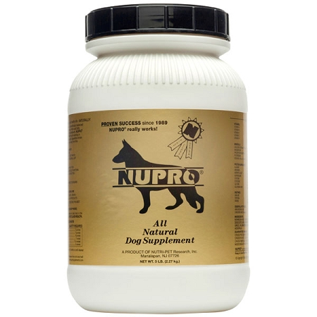 All Natural DogSupplement 5lb - Buy Nupro Canine Joint Support Supplement
